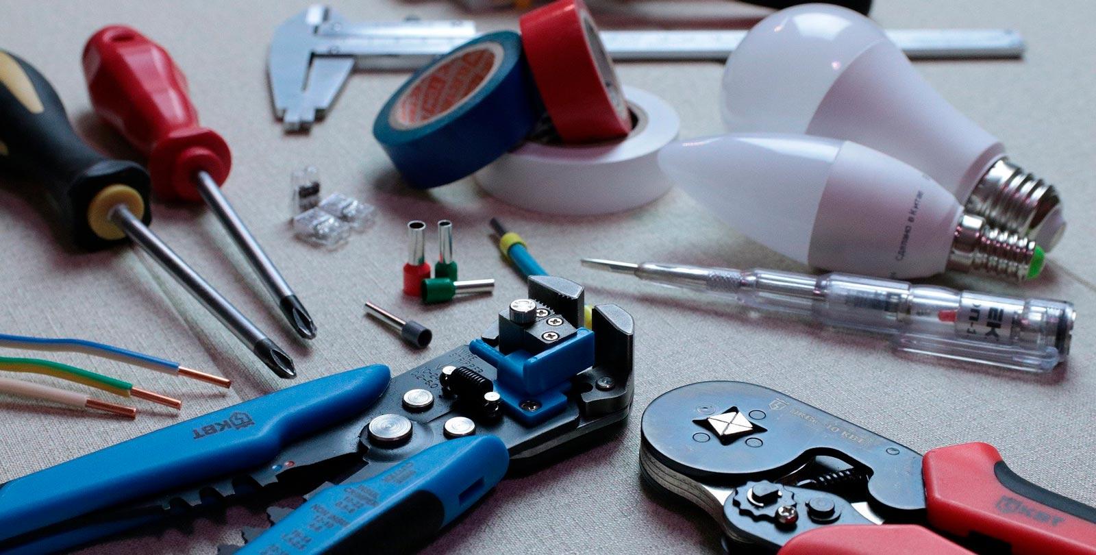 Reparaciones de electricidad sorin madrid